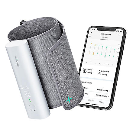Withings BPM Connect with Travel Case Bundle