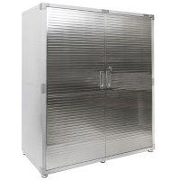 "UltraHD Extra-Wide MEGA Lockable Storage Cabinet - 60"" x 24"" x 72"""
