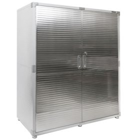"UltraHD Extra-Wide MEGA Lockable Storage Cabinet - 60"" x 24"" x 72"""