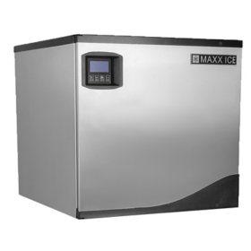"Maxx Ice 22"" Wide Full Dice Ice Machine (360 lbs.)"