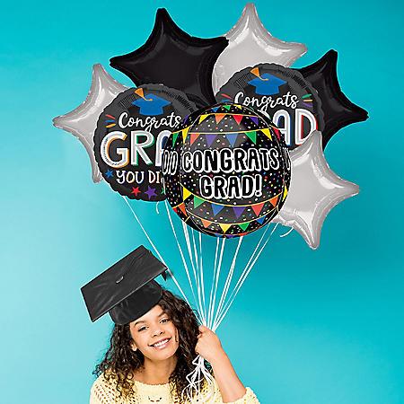 Graduation Balloon Bundle Kit (16 ct.)