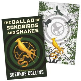 The Ballad of Songbirds and Snakes Journal (Bundle)