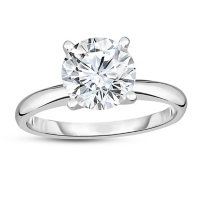 1.95 CT. T.W. Diamond Engagement Ring in 14K Gold