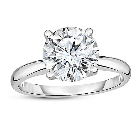 2.95 CT. T.W. Diamond Engagement Ring in 14K Gold