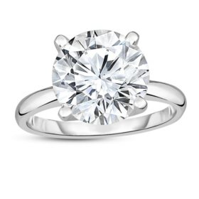 4.95 CT. T.W. Diamond Engagement Ring in 14K Gold