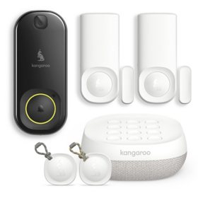 Kangaroo Doorbell Camera Security Kit