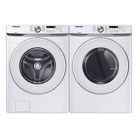 Take $380 off a Samsung front load washer and dryer