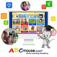 ABCmouse.com Subscription - Online Learning for Kids Ages 2 to 8
