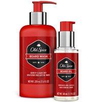 Old Spice Beard Lineup for Men Beard Wash and Beard Oil