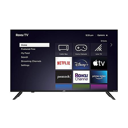 "JVC 43"" Class Premier Series 4k Ultra HD ROKU Smart TV - LT-43MAW605"