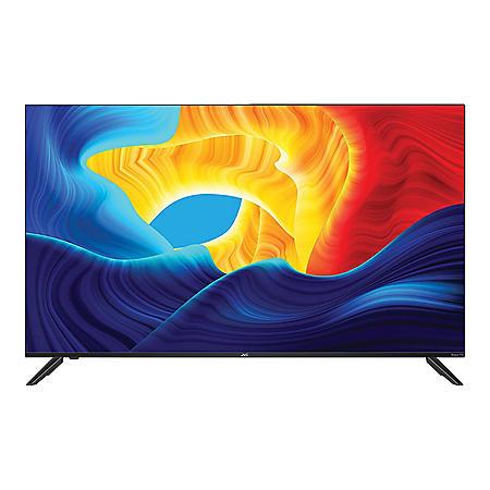 "JVC 50"" Class Elite Series 4k Ultra HD ROKU Smart TV - LT-50MAW705"