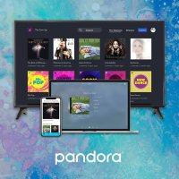 Pandora Plus Music Streaming Annual Subscription