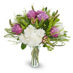 Premium La Vie en Rose Mixed Bouquet