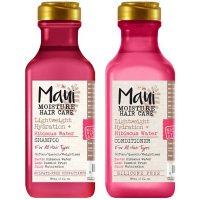 Maui Moisture Lightweight Hydration + Hibiscus Water Shampoo and Conditioner (13 fl., oz.)