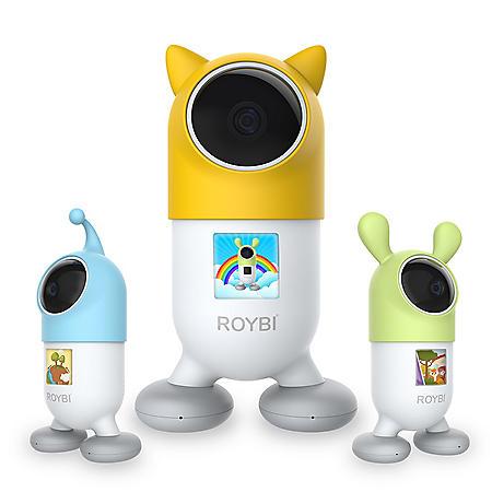 ROYBI Robot Smart AI Educational Companion Toy