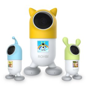ROYBI Robot Smart AI Educational Companion Toy