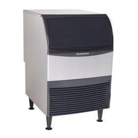 "Scotsman 24"" Wide Undercounter Ice Machine, Flake Ice (440 lbs.)"