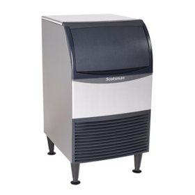 "Scotsman 20"" Wide Undercounter Ice Machine, Cube Ice (100 lbs.)"