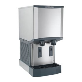 Scotsman Countertop Touchfree Ice & Water Dispenser, Nugget Ice (300 lbs.)