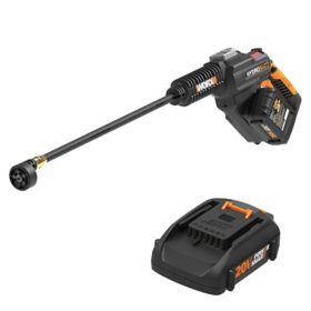 WORX  20V Power Share HydroShot Portable Power Cleaner(Free Extra Battery)
