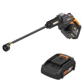 WORX  20V Power Share HydroShot Portable Power Cleaner(Free Extra Battery)