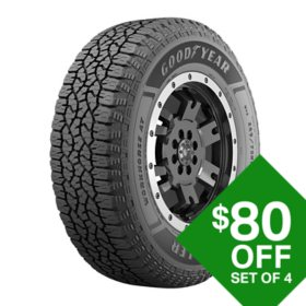 Goodyear Wrangler Workhorse AT - 275/55R20 113T Tire