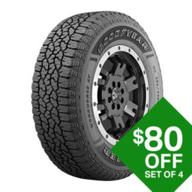 Goodyear Wrangler Workhorse AT - 265/70R17 115T Tire
