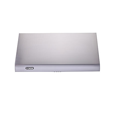 NXR 36in Stainless-Steel Gas Range Hood for NXR Elite Gas Range