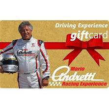 Mario Andretti Racing Experience DRIVE Package with Pit Pass