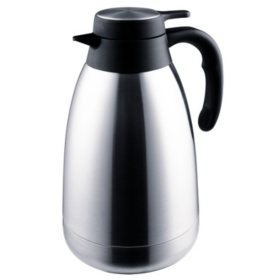 Chef's Supreme Stainless Steel Carafe - 2.05L