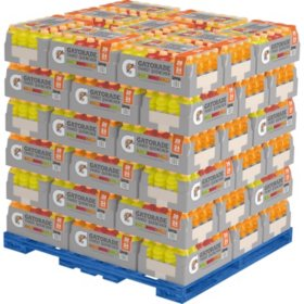 Gatorade Thirst Quencher Sports Drink Variety Pack (1 pallet, 54 cases)