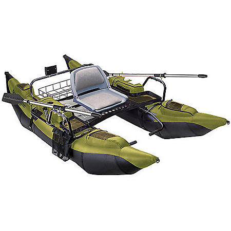Colorado Pontoon Boat  - Sage
