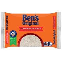 Ben's Original Long Grain Rice (12 lb.)