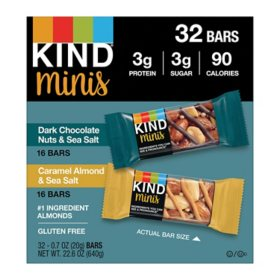 KIND Minis Variety Pack (32 pk.)