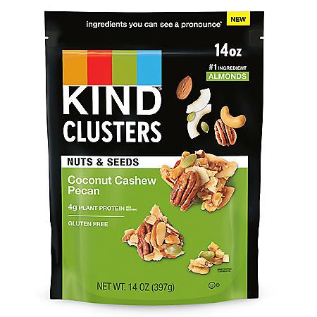 Kind Clusters Coconut Cashew Pecan (14 oz.)