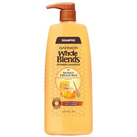 Garnier Whole Blends Honey Treasures Repairing Shampoo (40 fl. oz.)