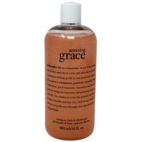 Philosophy Amazing Grace Perfumed Shampoo, Bath & Shower Gel (16 oz.)
