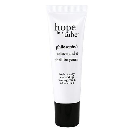 Philosophy Hope in a Tube High-Density Eye and Lip Firming Cream (.5 oz.)