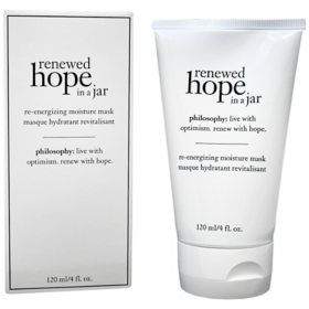 Philosophy Renewed Hope In A Jar Re-Energizing Moisture Mask (4 oz.)