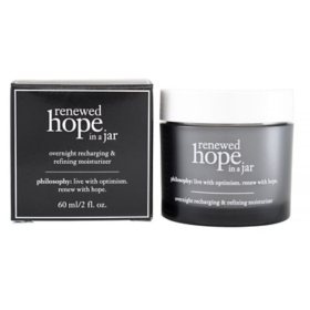 Philosophy Renewed Hope in a Jar Overnight Recharging & Refining Moisturizer (2 oz.)