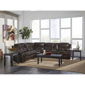 Jameson Dual Reclining Sectional