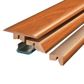 Traditional Living Multi-Functional Molding - Golden Amber Oak II