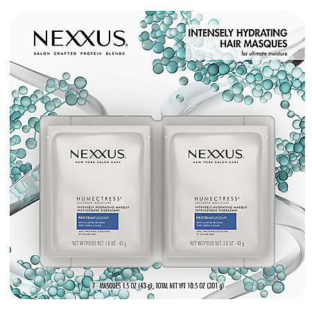 Nexxus Humectress Moisture Masque Deep Conditioner (1.5 oz. ea., 7pk.)