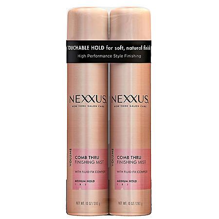 Nexxus Comb Thru Finish Mist Volume (10 oz., 2 pk.)