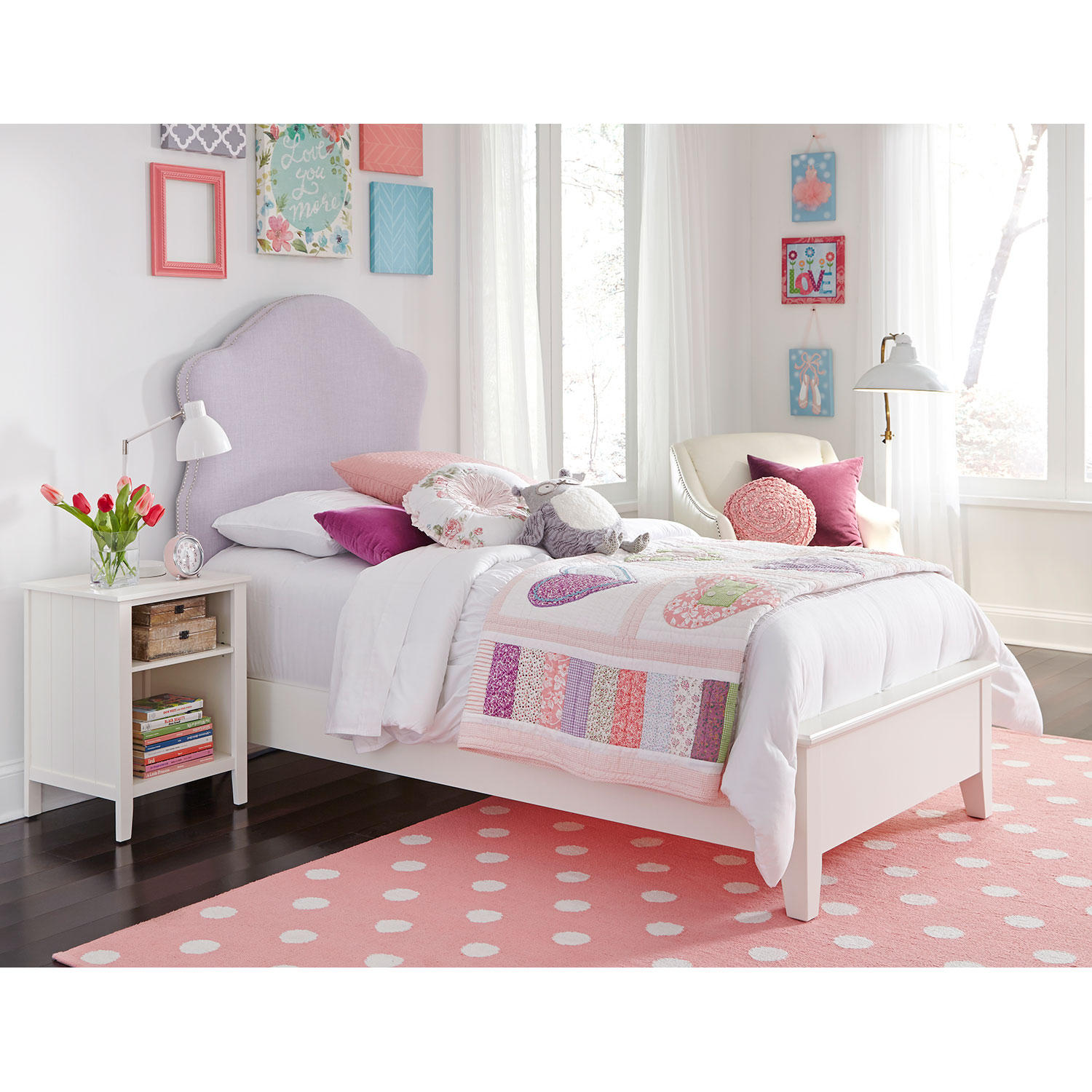 Home Meridian International Savannah Youth Bedroom Set