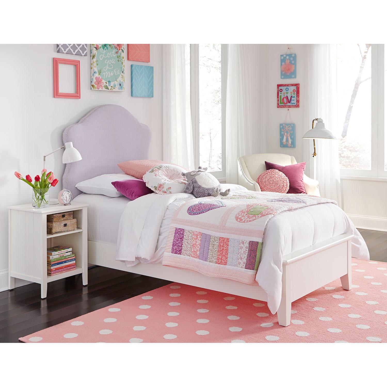 Home Meridian International Savannah Youth Bedroom Set (Twin Size)