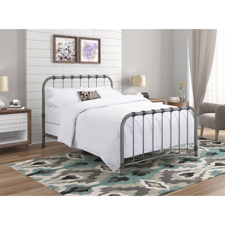 Reznor Metal Queen Bed