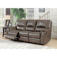 Houston Leather Sofa