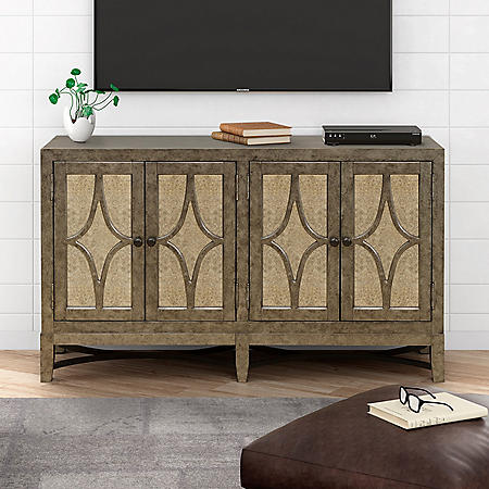 Four-Door Accent Console (Choose From Multiple Styles)
