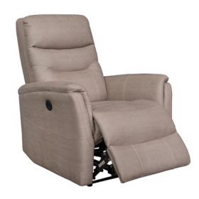 Keystone Power Recliner with USB, Assorted Colors